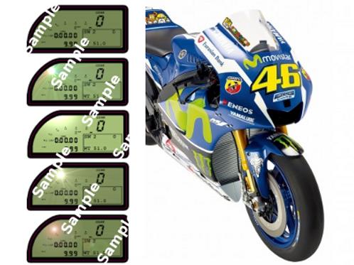 DeAgostini Valentino Rossi 1:4 Scale 2016 YZR-M1 Decals