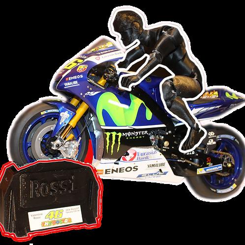 DeAgostini Valentino Rossi Wheelie Stand