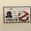 Thumbnail: Ghostbusters 1984 ID Card (4 Available)