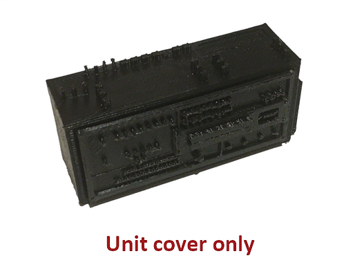Honeywell 6000 Control Panel Cover (Non sticker version)