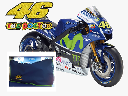 1:4 Valentino Rossi Dust Cover (15/08-onwards)