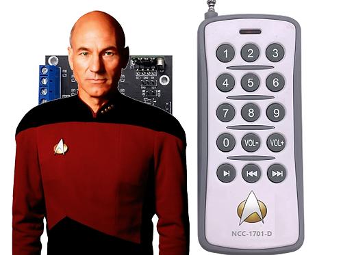 Enterprise FX Sound Card - Ready to Go!