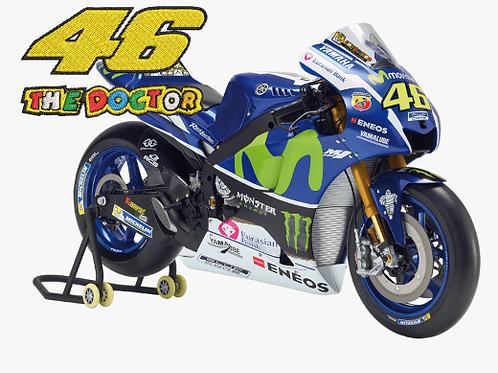 1:4 DeAgostini Valentino Rossi YZR-M1 (01/05-onwards)