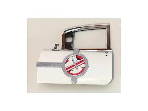 Ghostbusters No-Ghost Sticker Alignment Tool