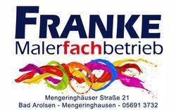 02 News Werbung Maler franke