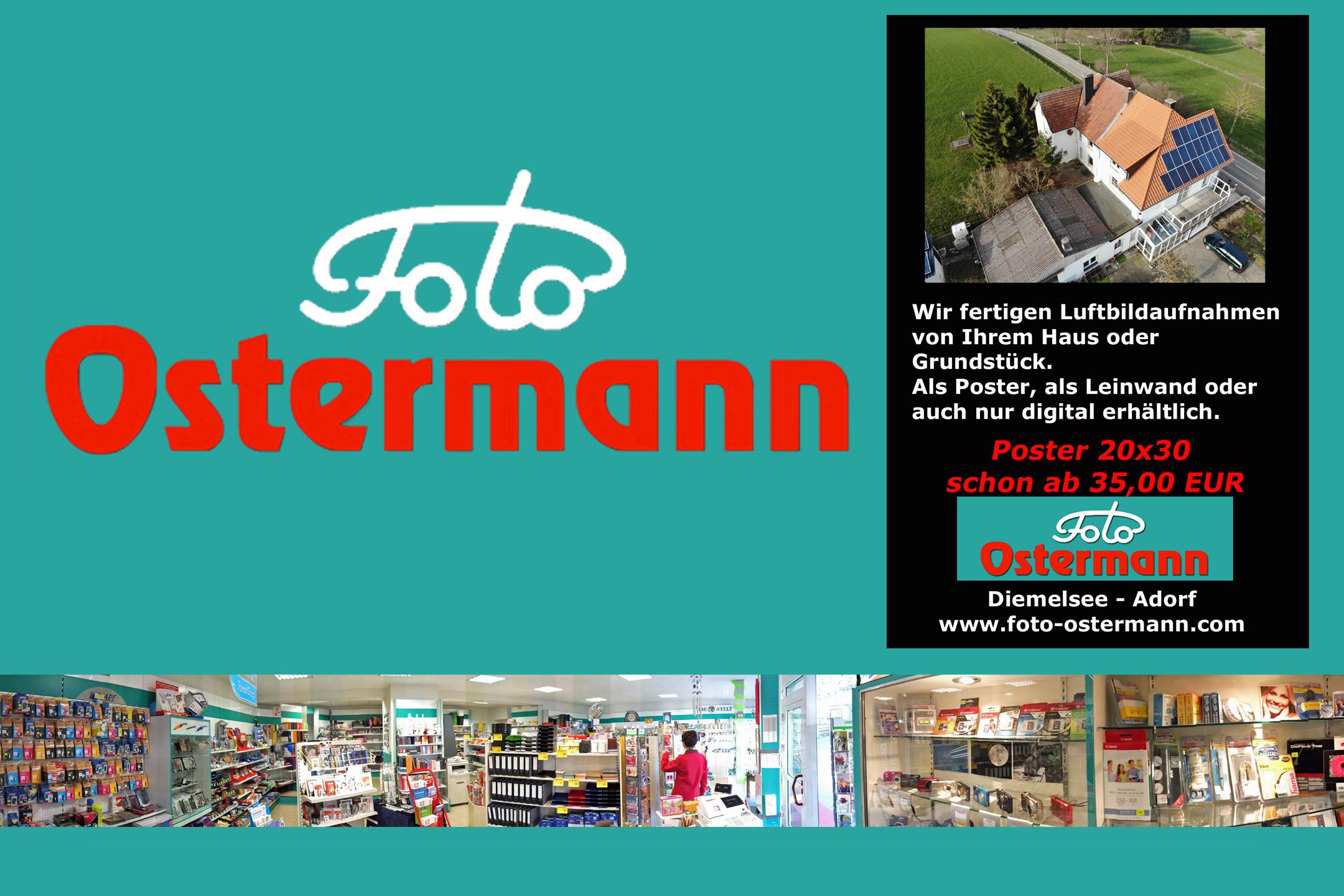 28 News Werbung Foto Ostermann
