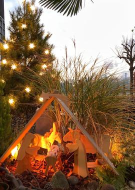Frohe Weihnachten, alles Gute für das Jahr 2021und herzliche Grüße aus Köln an den Diemelsee.