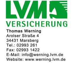 11 News Werbung LVM Werning
