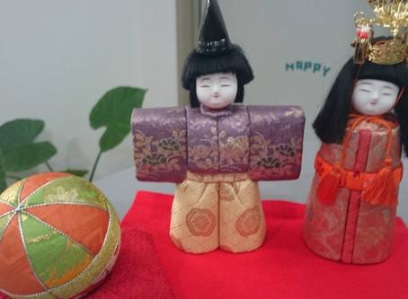 手作り雛人形🎎