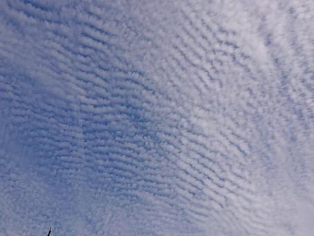 おーい雲よ☁️