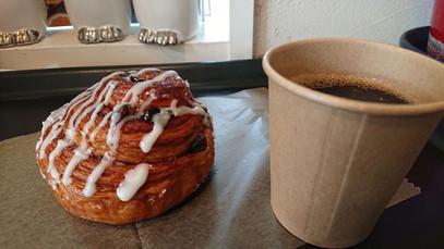 今朝はohanaで朝食☕😃🌄