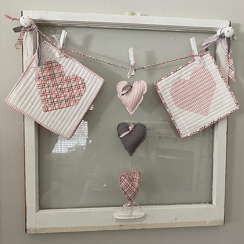 Valentine Heart Handmade