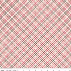 Pink & Grey (Wide Back)