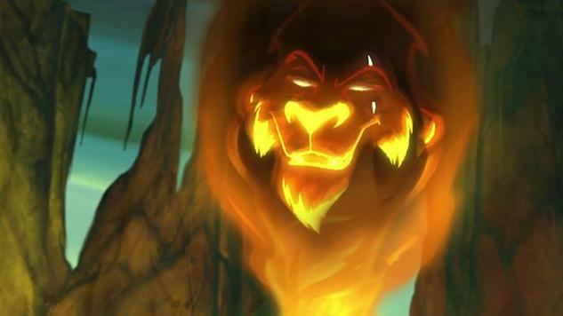 A Guarda do Leão (Scar)