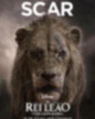 Rei Leão (Scar)