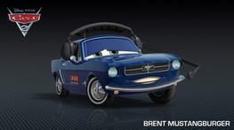 Carros (Brent Mustangburger)