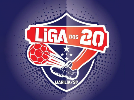 Amador: Liga dos 20 anuncia volta do futebol para este sábado