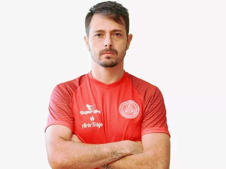 Mais um! Ex-goleiro maqueano disputará a Série C pelo Imperatriz