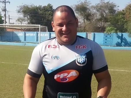 Vencedor! Goleiro do futebol amador supera Covid-19
