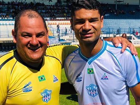 Goleiro do futebol amador recebe alta e relata luta pela vida