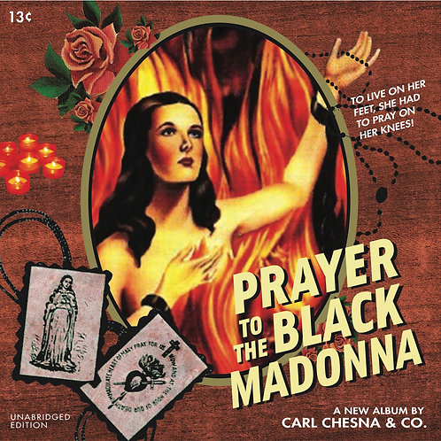Prayer to the Black Madonna -VINYL-FREE US SHIPPING