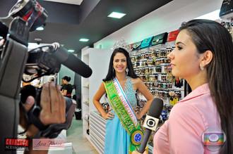 Representante Brasileira disputa Titulo Internacional