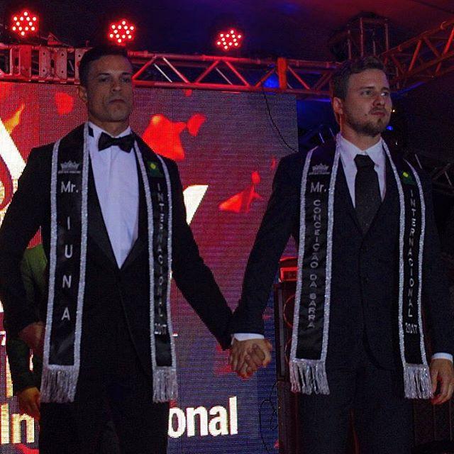 Finalistas - Mister Espírito Santo Internacional 2017