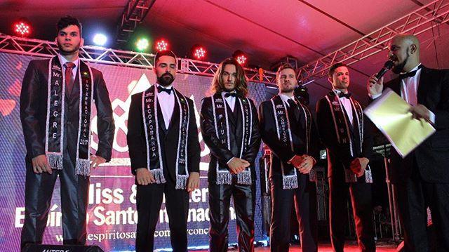 Top 5 - finalistas Espírito Santo 2017