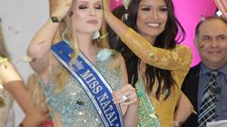 Vanessa Fernandes coroa sua sucessora e se despede do seu titulo de Miss Natal Internacional