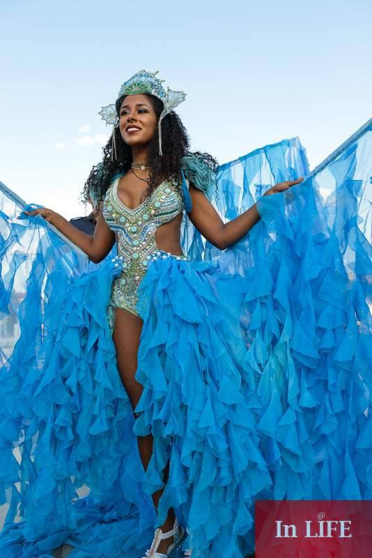 National Costume Parade - Miss Brasil Internacional