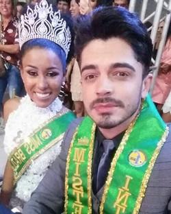 A grande final tem participação Alagoas especial do Mister Brasil Internacional 2017 e não poderia f