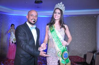 A vencedora da etapa 2015 foi a candidata de Minas Gerais.