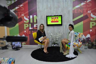 Miss Brasil Internacional 2014 na record