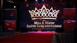 Mister Espírito Santo Internacional 2017 - etapa estadual