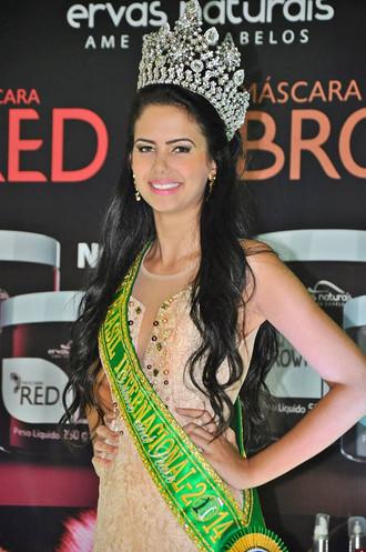 Presença Vip ERVAS NATURAIS na Beauty fashion Fair