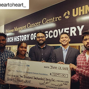 Conquer Cancer Fundraiser