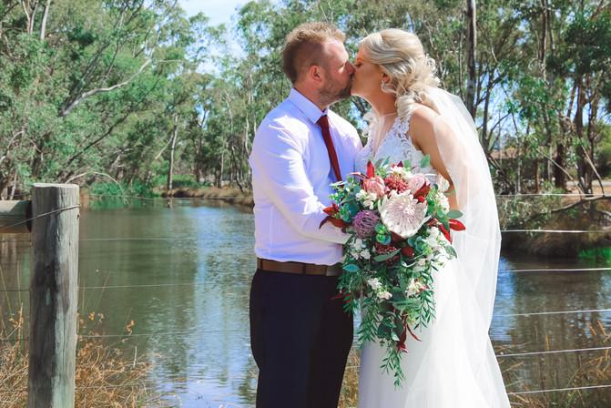 Christine & Gav's Bendigo Wedding