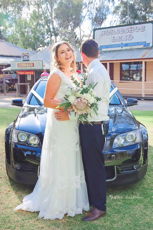 Swan Hill Wedding