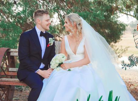 Leanne & Braedyn's Wagga Wedding | Albury Wodonga Photographer