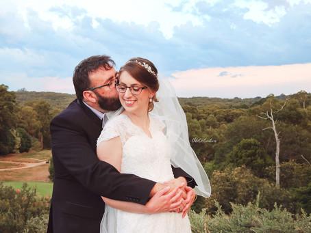 Kat and Rob's Beaconsfield Upper Wedding   Albury Wodonga Wedding Photographer
