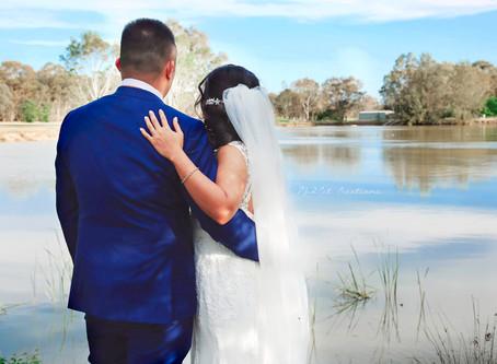 Rio & Edith's Albury Wodonga Wedding | Albury Wodonga Wedding Photographer