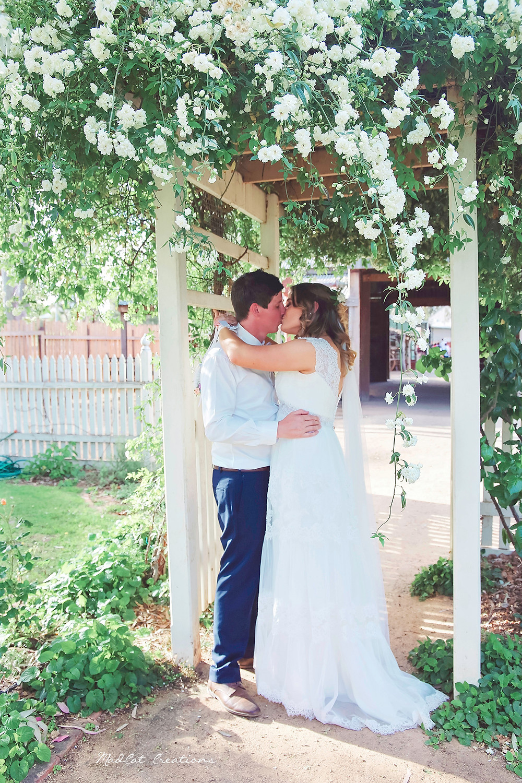 Pioneer Settlement Swan Hill Wedding Photos