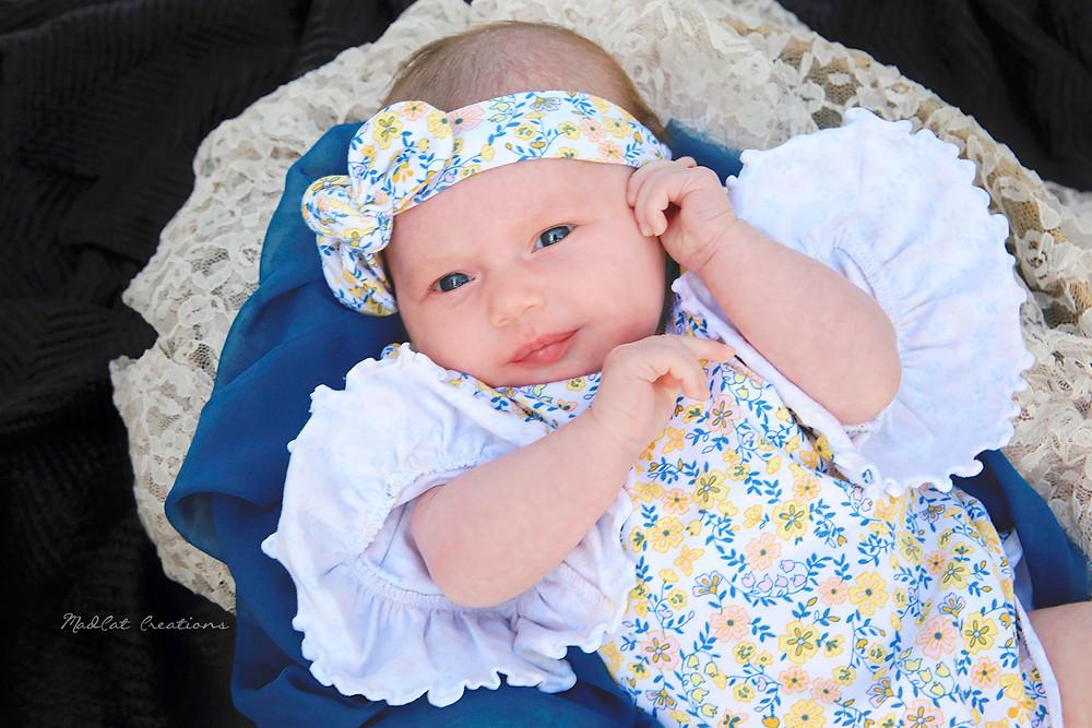 Swan Hill Newborn Photography Lyla