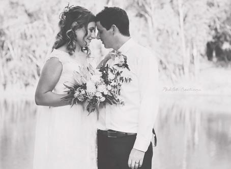 Shane & Codie's Swan Hill Wedding | Albury Wodonga Wedding Photographer