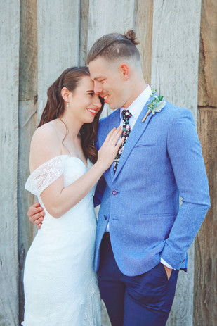 Elly and Daniel Swan Hill Wedding Photos