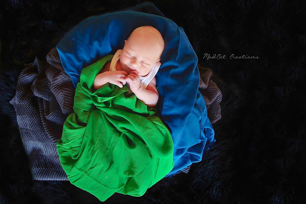 Albury Wodonga Newborn Photography Drew