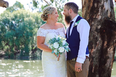 Larissa and Trent Albury Wedding Photos-