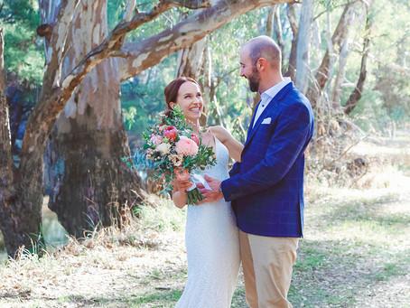 Emma and Marty's Oxley Wedding   Albury Wodonga Wedding Photographer