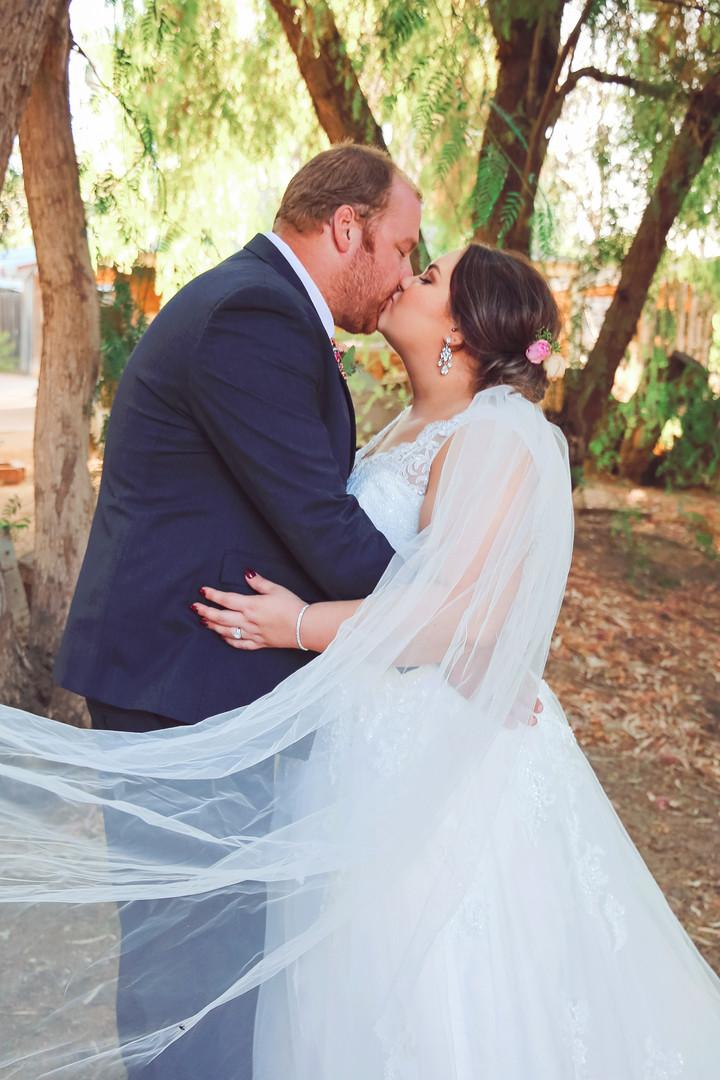 Maddy and Tom Wedding