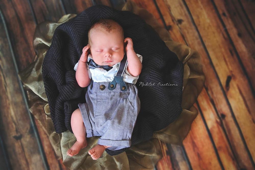 Albury Wodonga Newborn Photography Nixon